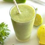 Cucumber Green Tea Cooler