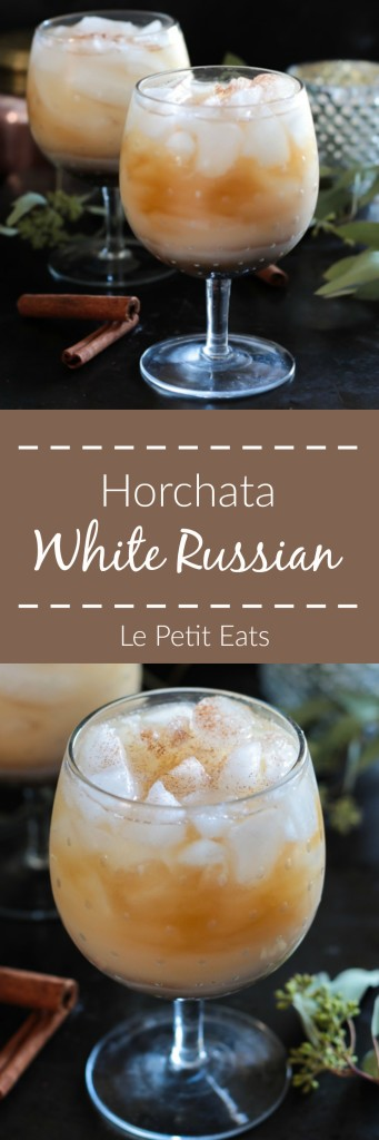 Horchata White Russian