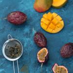 Mango Passion Fruit Sorbet