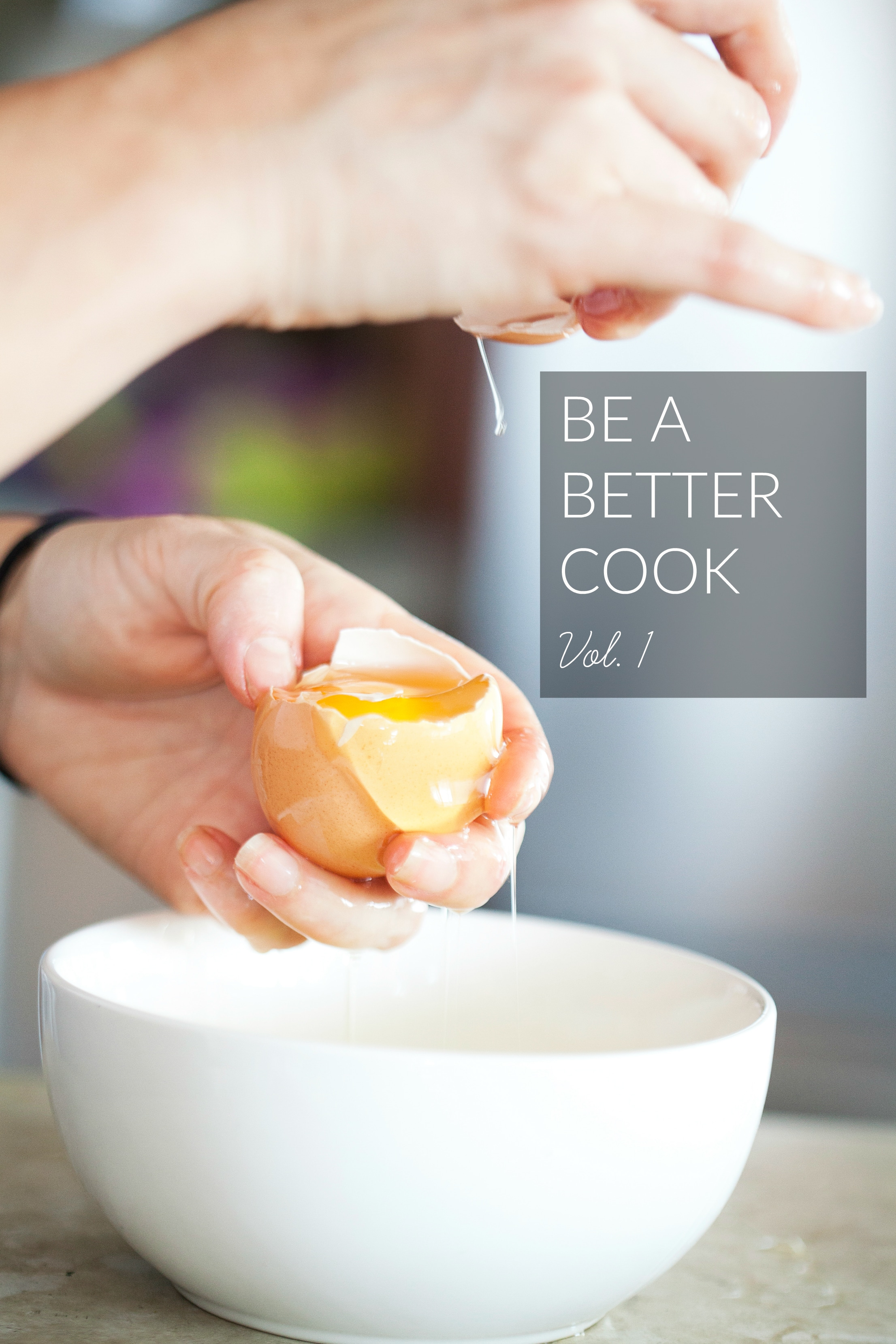 be a better cook