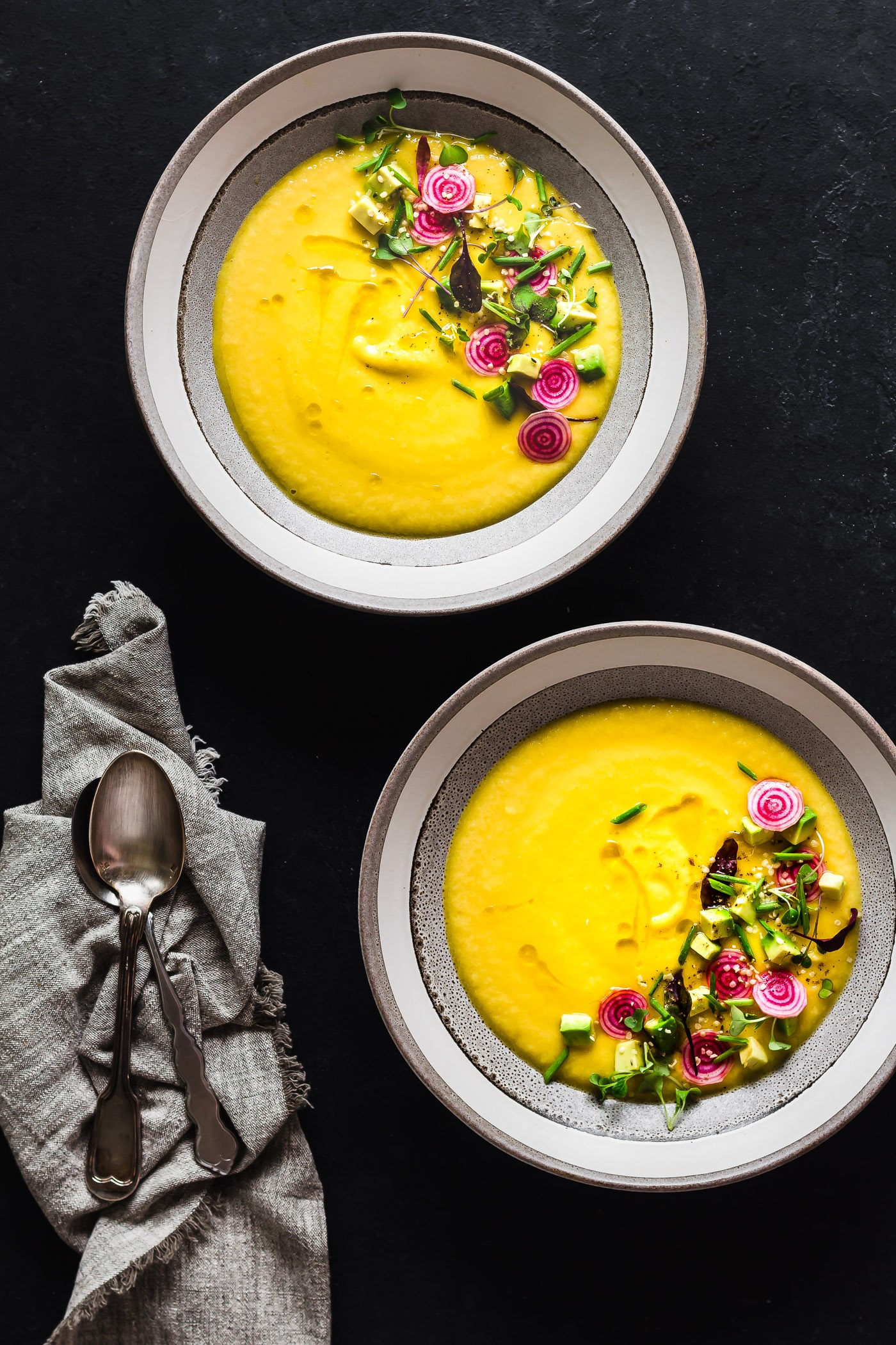 Golden Beet Gazpacho