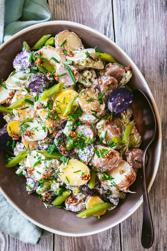 Potato Green Bean Salad