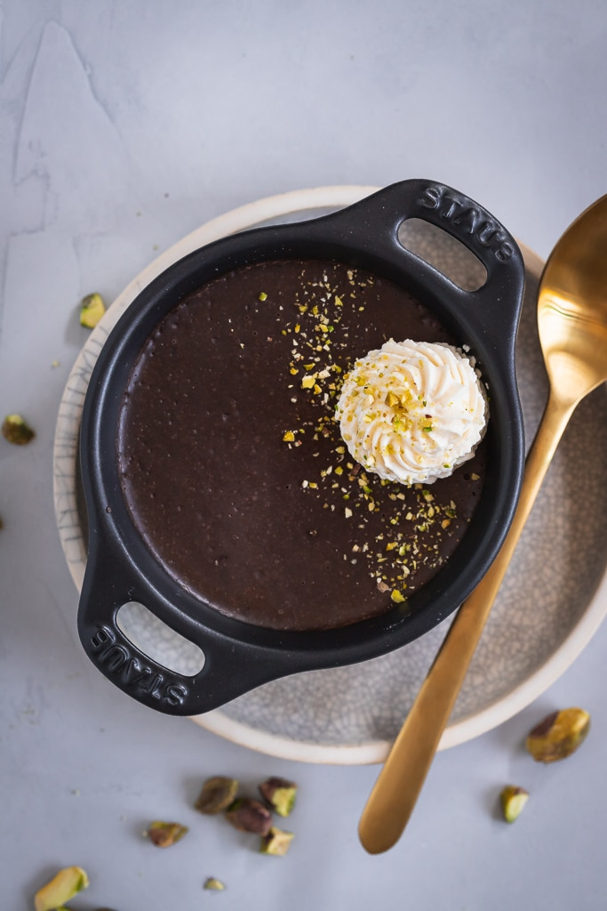 Mexican Chocolate Pots De Creme